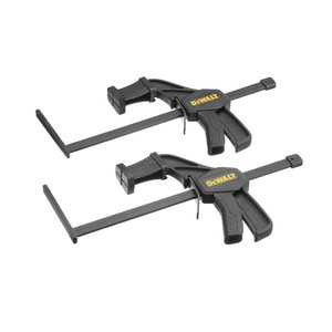 Clamps to fix DeWALT guide rails - 2pcs, DeWalt