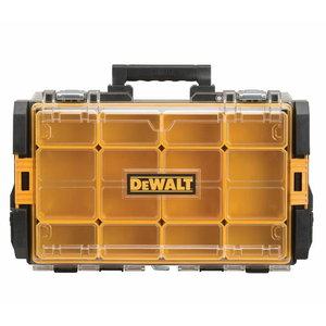 Tööriistakohver TOUGHSYSTEM DS100, 12 eemaldatava karbikuga, DeWalt