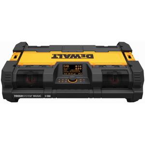 Radio/charger DWST1-75659, 10.8-18V, Bluetooth, Subwoofer, DeWalt