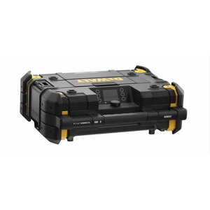 Radio/lādētājs DWST1-81078, 10,8 - 54 V XR, carcass, DeWalt
