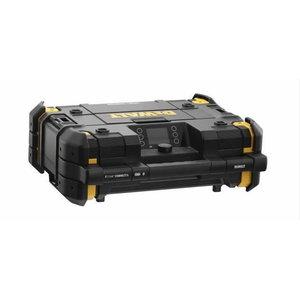 Radio/charger DWST1-81078, 10,8 - 54 V XR, Bluetooth, DeWalt