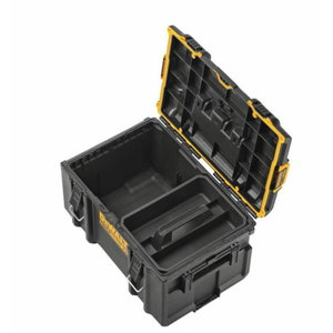 Tool box TOUGHSYSTEM 2.0 DS400, 1 removable tray, DeWalt