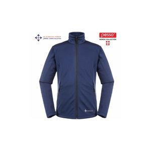 Džemperis  DZP725M tamsiai  mėlyna 2XL, Pesso