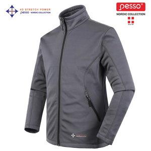 Džemperis  DZP725P pilka 2XL, , Pesso
