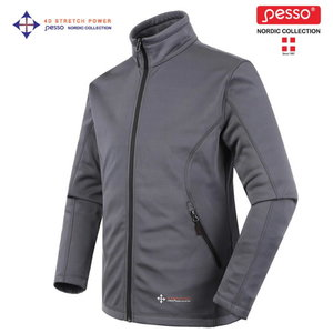 Džemperis  DZP725P pilka, Pesso