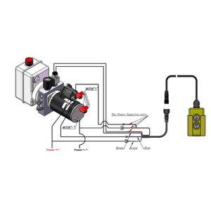 Elektro-hüdrauliline kallutus (ei vaja hüdroväljavõtteid)