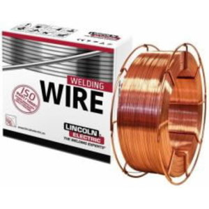 Welding wire UltraMAG PLW B300 SG2 0,8mm 16kg, Lincoln Electric