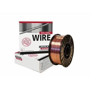 Сварочная проволока Ultramag 0,8 мм, 5 кг, катушка, LINCOLN