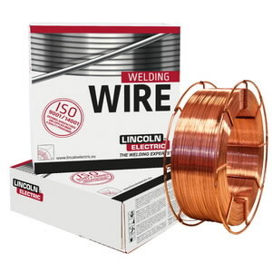Welding wire UltraMAG PLW B300 SG2 1,0mm 16kg, Lincoln Electric