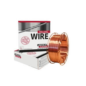 Welding wire UltraMAG PLW SG2 1,0mm 16kg, Lincoln Electric