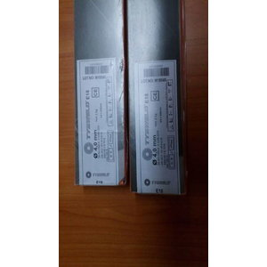 Metināšanas elektrods E7018 4,0x450mm 2kg TYSWELD, Welding materials