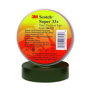 Scotch Super 33+ izoliacinė juosta 19mm x 20m, 3M