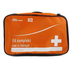 Firts aid kit up to 25person pouch