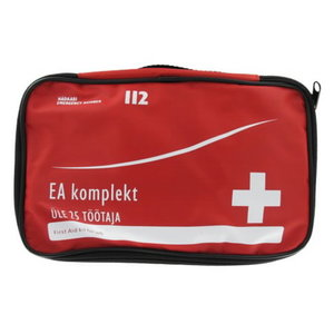 Firts aid kit over 25person pouch