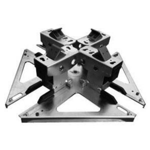 Universal clamping jaw adaptors easyclamp II, John Bean