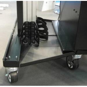 Mobility Kit for V2200, V2300, V2400, John Bean