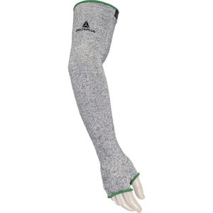 ECONOCUT® high performance fibre. Knitted sleeve with 1 pair ECONOCUT5M, Delta Plus