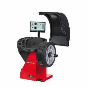Balansavimo staklės B600P (Monitorius + pneumo užspaudimas), John Bean