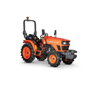 Kompaktiškas  traktorius  EK1-261, Kubota