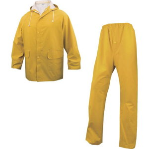 Vihmaülikond EN304 kollane, Delta Plus