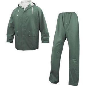 Vihmaülikond 304 roheline 2XL, Delta Plus