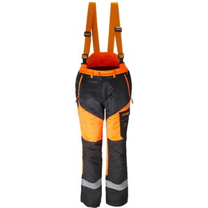 Cut-resistant overalls  Pro, strech L, , ECHO