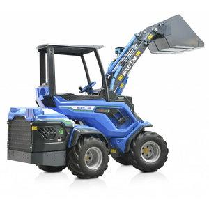 Universālais traktors Multione EZ7 100% Elektro