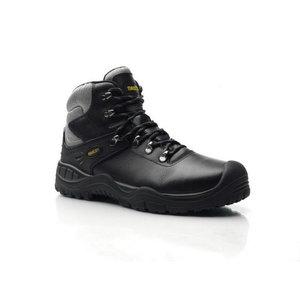 Защитные сапоги Elbrus S3, чёрные/жёлтые, 45 размер, MASCOT