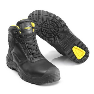 Safety boots Batura S3 black/yellow 42, Mascot