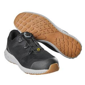 Safety shoe F0300-909 BOA S1P SRC ESD, black 39, , Mascot