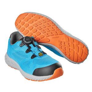 Safety shoe F0300-909 BOA S1P SRC ESD, blue, Mascot