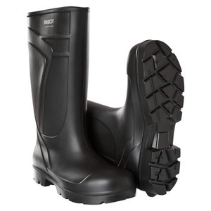 Work rubber boots F0850 O4 SRC, black, Mascot