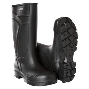 Work rubber boots F0850 O4 SRC, black 45, Mascot