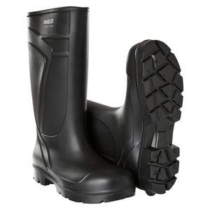Guminiai batai F0852 S5, juoda, 43, Mascot