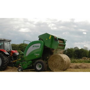 Fixed Chamber Round Baler McHale F5400C, Mchale