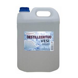 Destilleeritud vesi, Polar