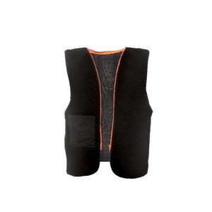 Inner lining vest FB-1878O, for jacket C465  black S