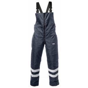 Winter Bib-trousers trousers, navy