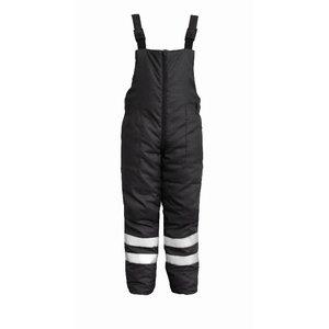 Winter Bib-trousers trousers FB-8915-B, black, 2XL
