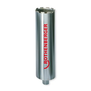 Diamond drill bit 102x500mm R1,1/4'', Rothenberger