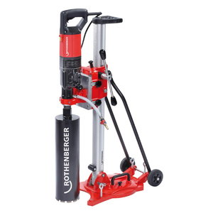 Dimanta urbšanas iekārta RodiaCut 250/RodiaDrill 200, Rothenberger