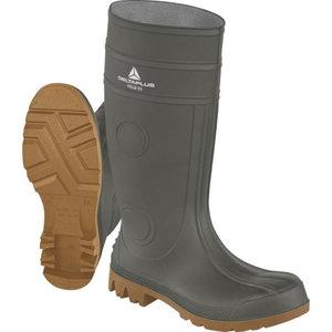 Apsauginiai batai PVC FIELD S5 SRA, chaki-smėlio 37