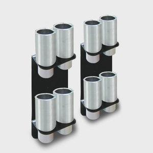 Lifting adapter for 2-post lift FJ6199 89mm 4pcs & 127mm 4pc