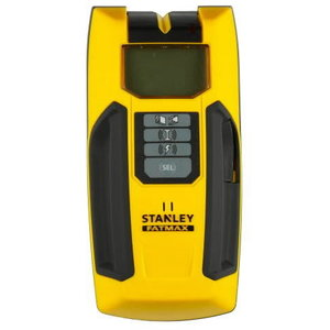 Detektors S300 FM metāls/koks/elektrība, Stanley