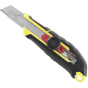 Snap off knife 18mm roll-lock, Stanley