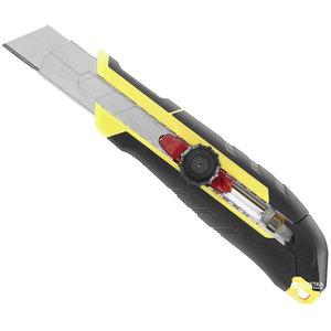 SO KNIFE 1 BLADE WHEEL PLASTIC TPR 25MM, Stanley