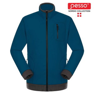 Džemperis Fleece FMMN mėlyna M, , Pesso