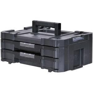 Instrumentu kaste ar 2 atvilktnēm 8L Fatmax TSTAK IV, Stanley