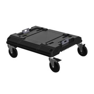 Transporta platforma ar riteņiem TSTAK kastēm, Stanley