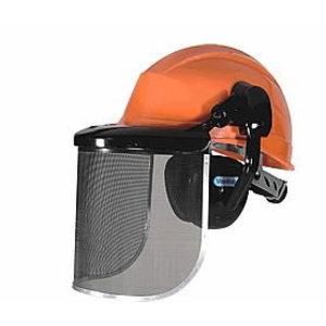 Mežinieka ķivere FORESTIER 2, oranža, Delta Plus